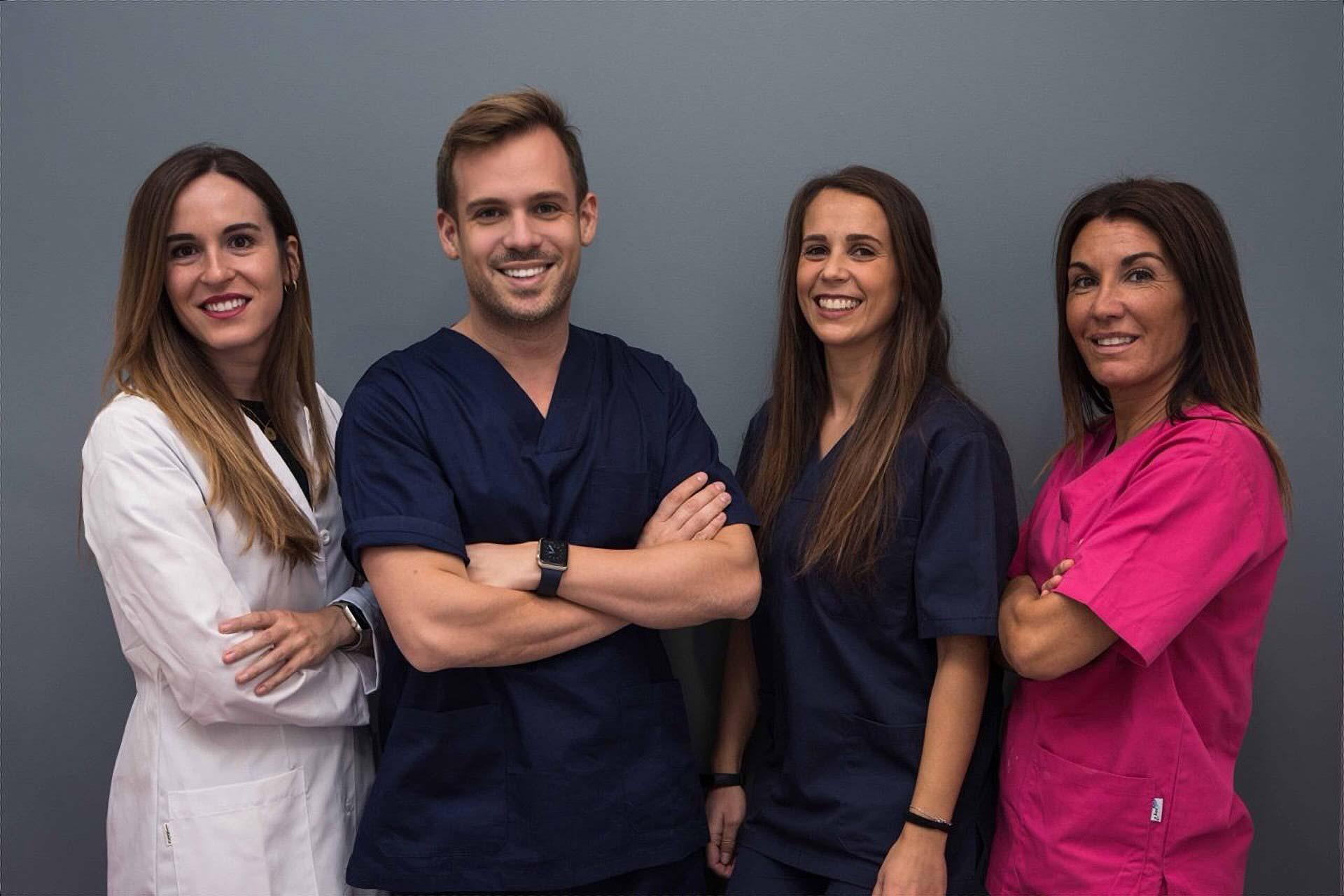 Nuestro equipo: trabajando cada día por la sonrisa de nuestros pacientes